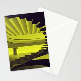 Upstairs - Brasilian Brutalism Stationery Cards