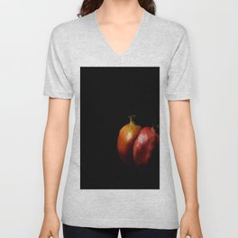 Autumn Pomegranate Unisex V-Neck
