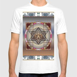 *Caged Star* T-shirt