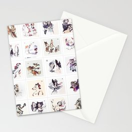 Collection Landscape ~ Los Caprichos Stationery Cards