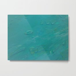 "Ocean, ""Sea Creatures"" Metal Print"