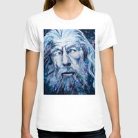 courage T-shirts featuring Courage by Maria Bruggeman