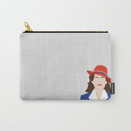Agent Carter Vector Carry-All Pouch