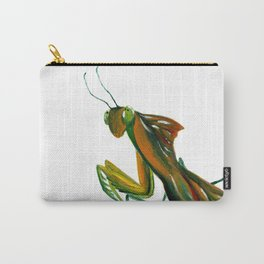 The Leaf Mantis Carry-All Pouch