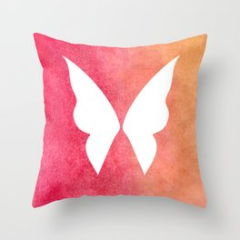 Island Fairy (Inverted) Throw Pillow