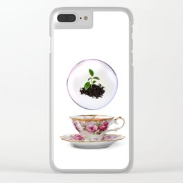 seedling Clear iPhone Case