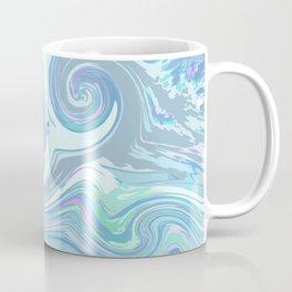 LIGHT BLUE MIX Coffee Mug