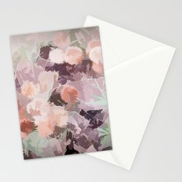 Pastel Forest Clearing Stationery Cards