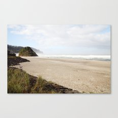 Neskowin morning Canvas Print