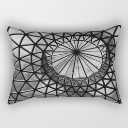 Tropical Trianges Rectangular Pillow