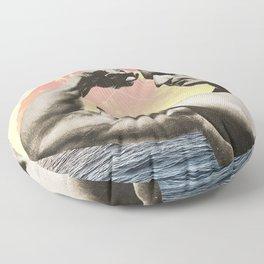 Mr Universe Floor Pillow