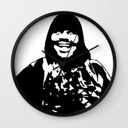 Donna Meagle Wall Clock