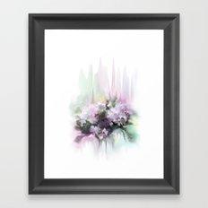 lilac2 Framed Art Print