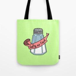 Salty Tote Bag