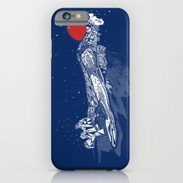Olympic Swimmer  iPhone Case