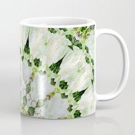 Castle spoke pattern Coffee Mug