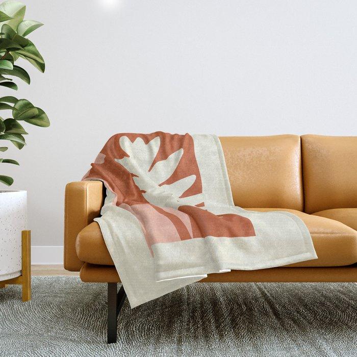 Botanical Love Throw Blanket