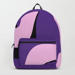 violet ice Backpack