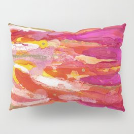 Wild fire Pillow Sham