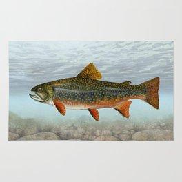 Lurking Fish Rug