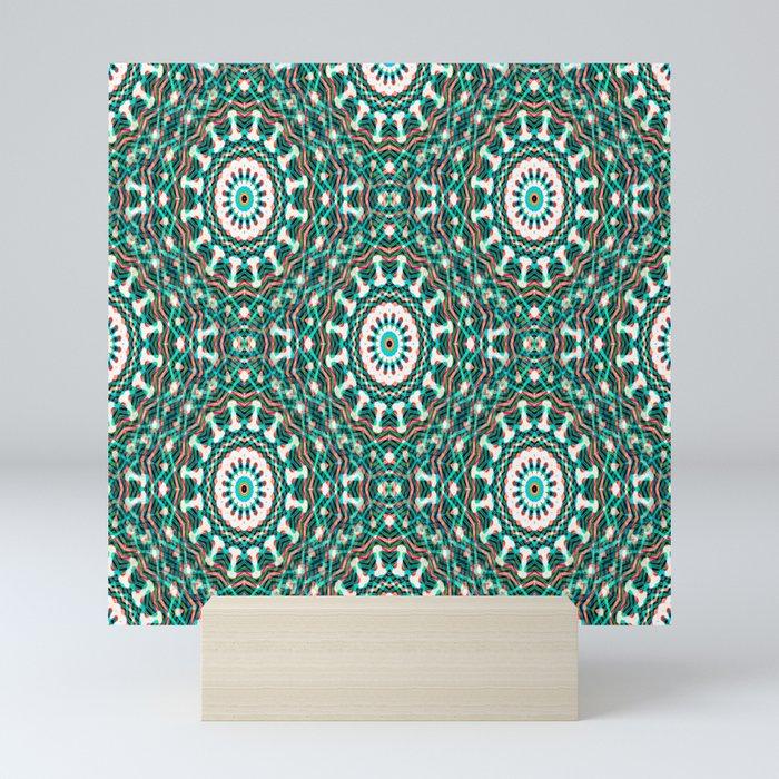 All Native... Mini Art Print
