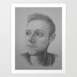 Hyrum Art Print