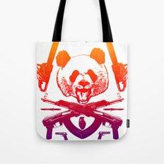 Be Like a Panda Tote Bag