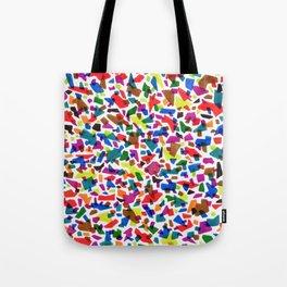 Terrazzo Confetti Tote Bag
