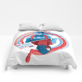 The Winter Soldier Comforters