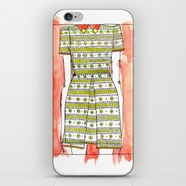 LACEDRESS. iPhone Skin