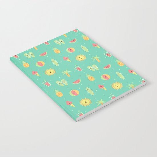 Summer Fun Notebook
