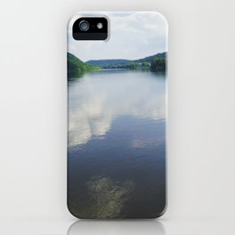 Cloud Horizon iPhone Case