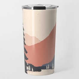 View From the East Shore... Travel Mug