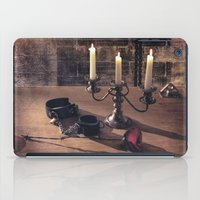 bdsm iPad Cases featuring BDSM Rendezvous by Simone Gatterwe