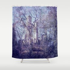 Past 4 Shower Curtain