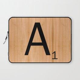 Scrabble Letter Tile - A Laptop Sleeve