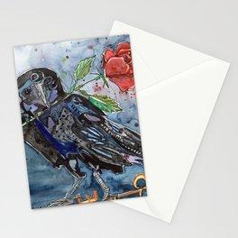 Three Eyed Raven Stationery Cards