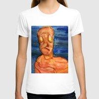 sad T-shirts featuring Sad by Brandon Lynch