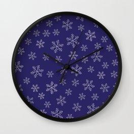 Christmas Time 6 Wall Clock