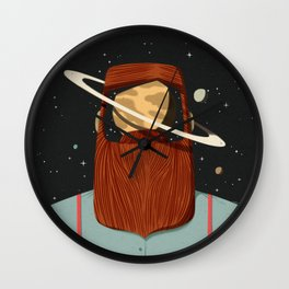 Your Planet Wall Clock