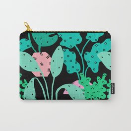 Postmodern Planters in Black Carry-All Pouch
