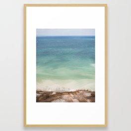 Pyramid Point | Sleeping Bear Dunes, Michigan | John Hill Photography Framed Art Print