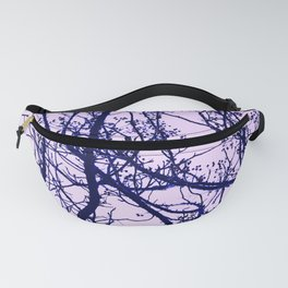 A tree branch Fanny Pack