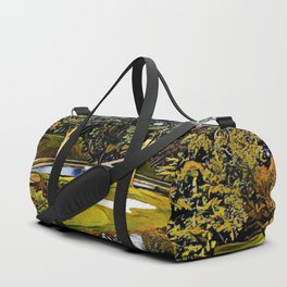 19th Hole - Graphic 1 Duffle Bag