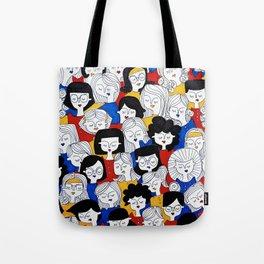 Fashion pattern Tote Bag