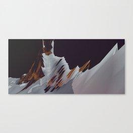Ilez Kerguelen I Canvas Print