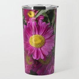 Summer Asters 4636 Travel Mug