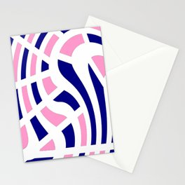 Mariniere marinière variation XIII Stationery Cards
