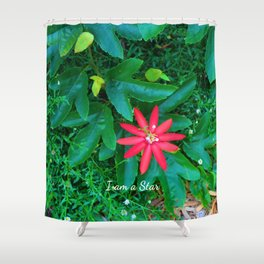 I am a Star, Gift Shower Curtain