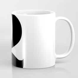 number 2 Coffee Mug